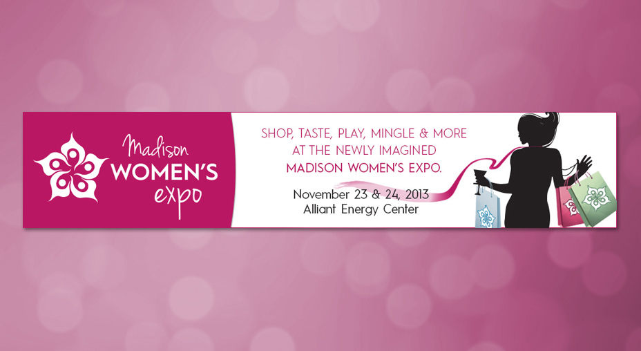 Madison Women's Expo - Web Advertising