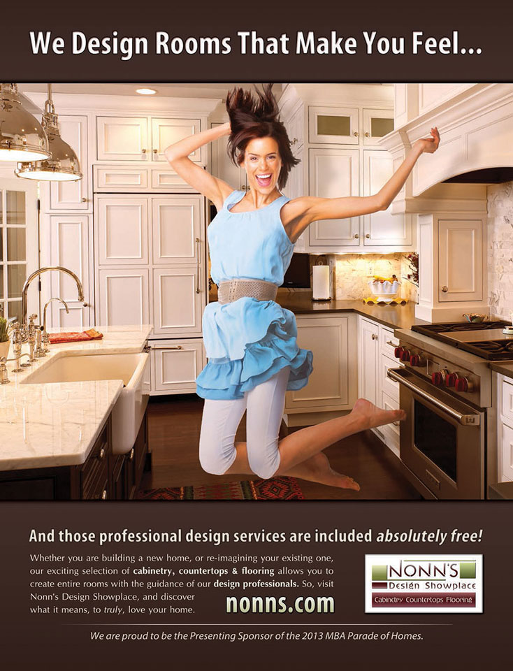Parade of Homes Plan Book - Nonn's Print Advertising