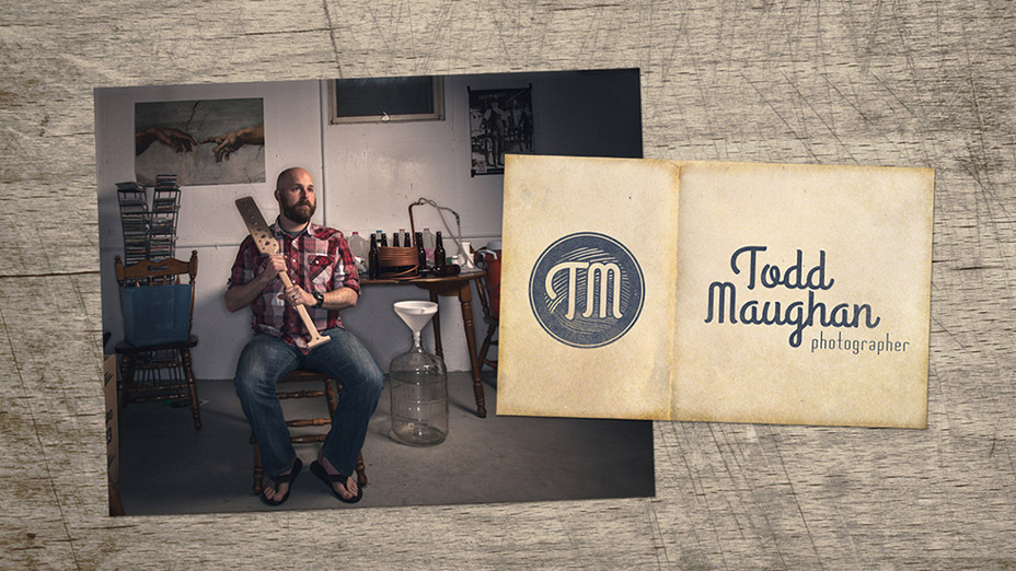 Todd Maughan - Brand Identity Project