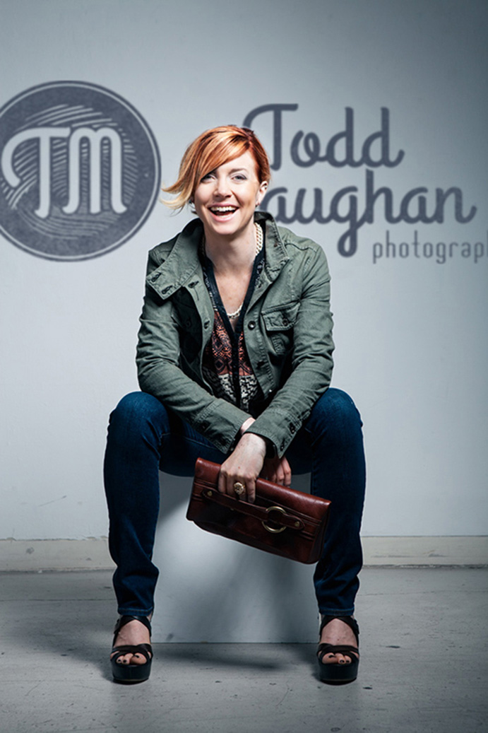 Todd Maughan – Brand Identity Application