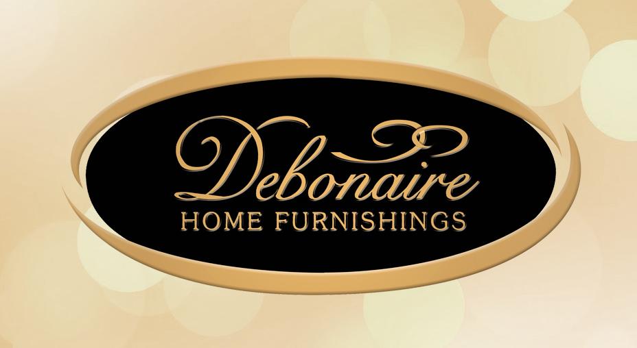 Debonaire Home Furnishings Logo Design - Brand Identity