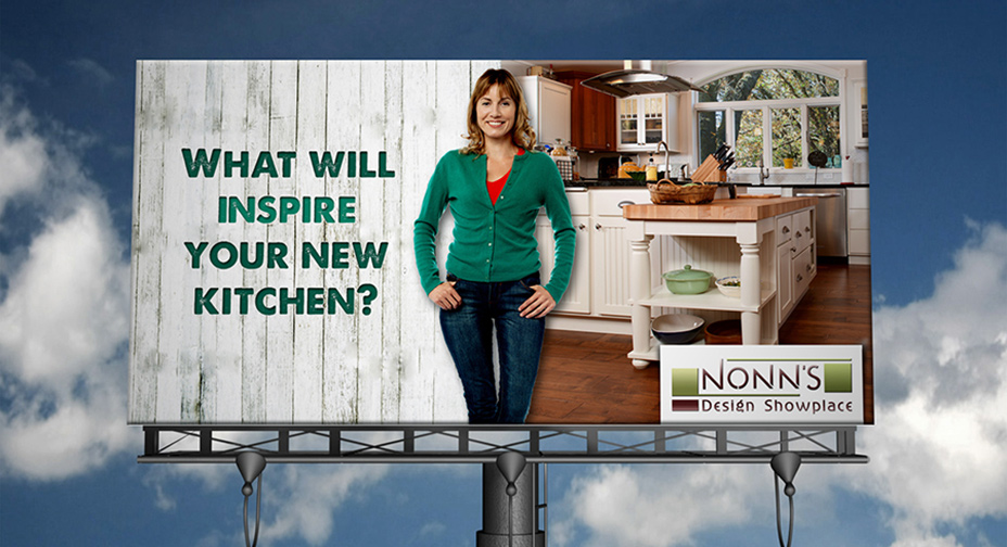 Nonn's Design Showplace - Outdoor Advertising