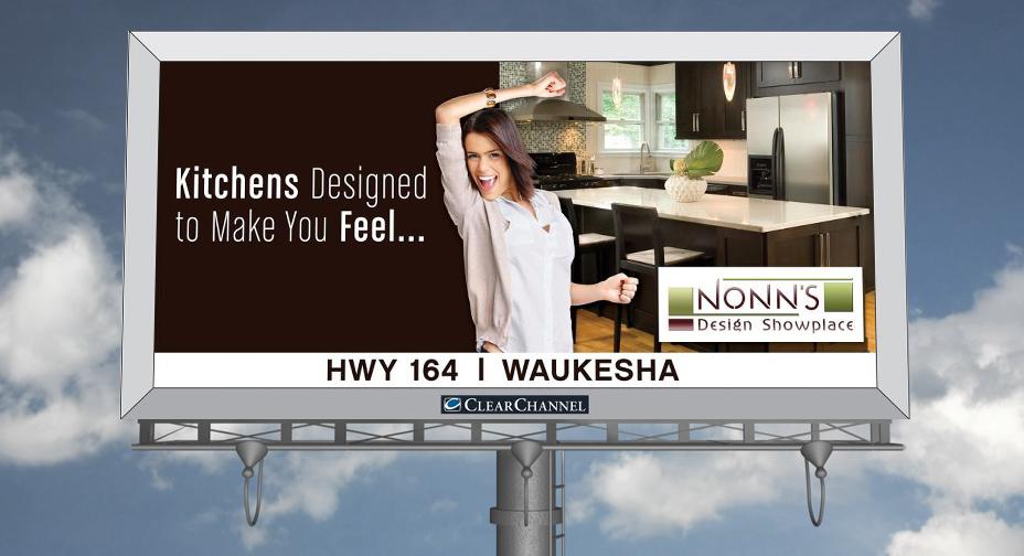 Advertising Kitchen Design